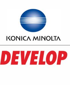 konica minolta develop
